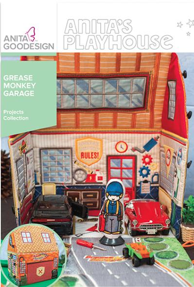 Anita Goodesign, Grease Monkey Garage