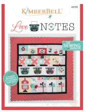 Love Notes pattern sewing version