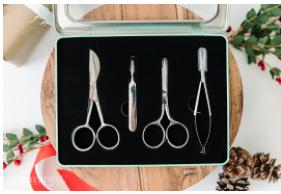 Kimberbell Deluxe Embroidery Tool & Scissor Set