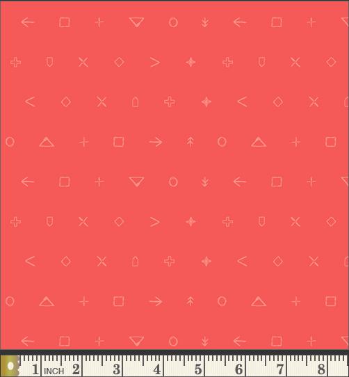 Icon Elements-Coral Emblem