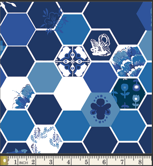 Art Gallery-InBlue-Hexiensis Lazuli