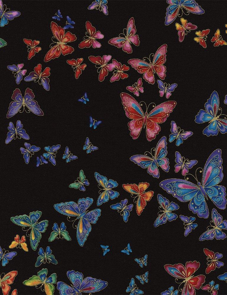 Allover Butterflies
