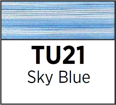 21-Tutti Sky Blue TU21