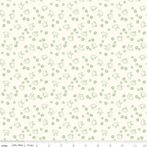 Bee Backings Chick Green 107