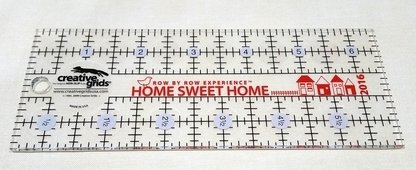 Home Sweet Home 6.5 Ruler