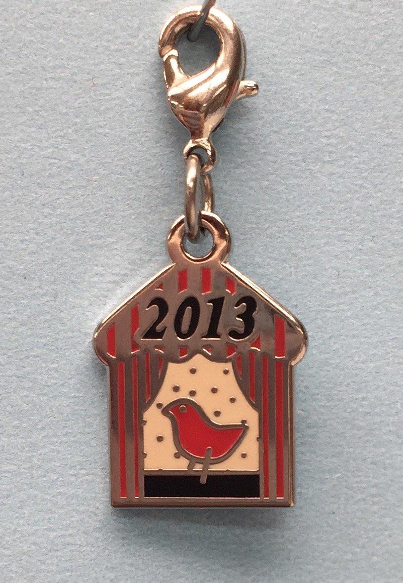 2013 Row by Row Charm