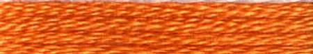 146 - Cosmo Embroidery Floss Vivid Orange Pepper