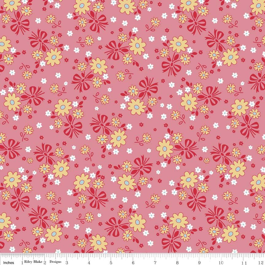 Calico Days Calico Main Pink