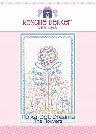 Polka-Dot Dreams The Flowers Pattern