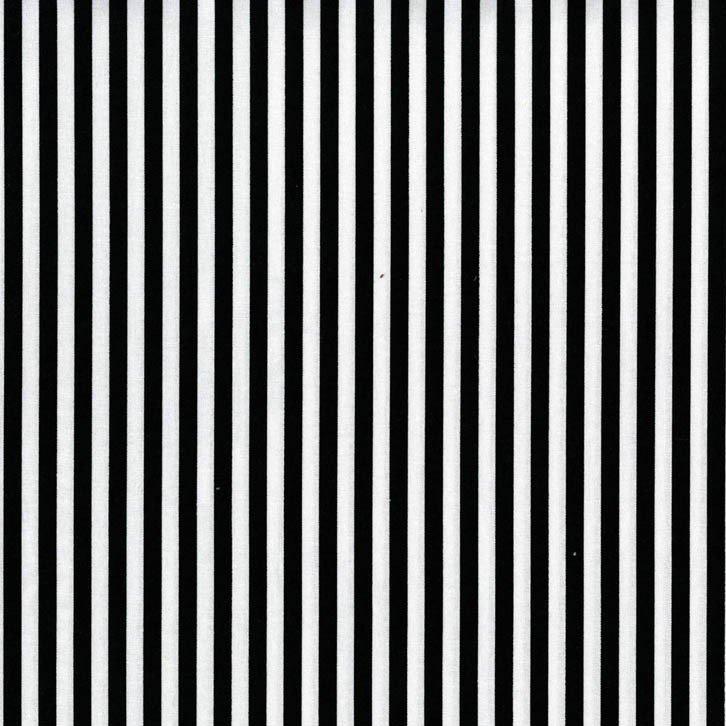 Clown Stripe White/Black