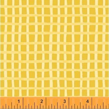 Flourish Plaid Yellow