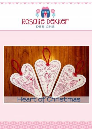 Heart of Christmas Pattern