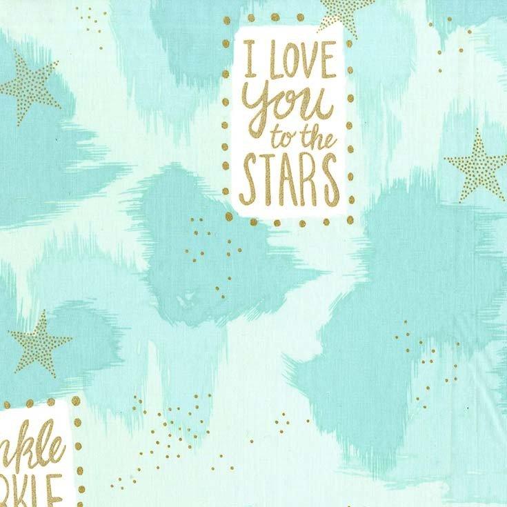You are Magic Turquoise (Metallic)