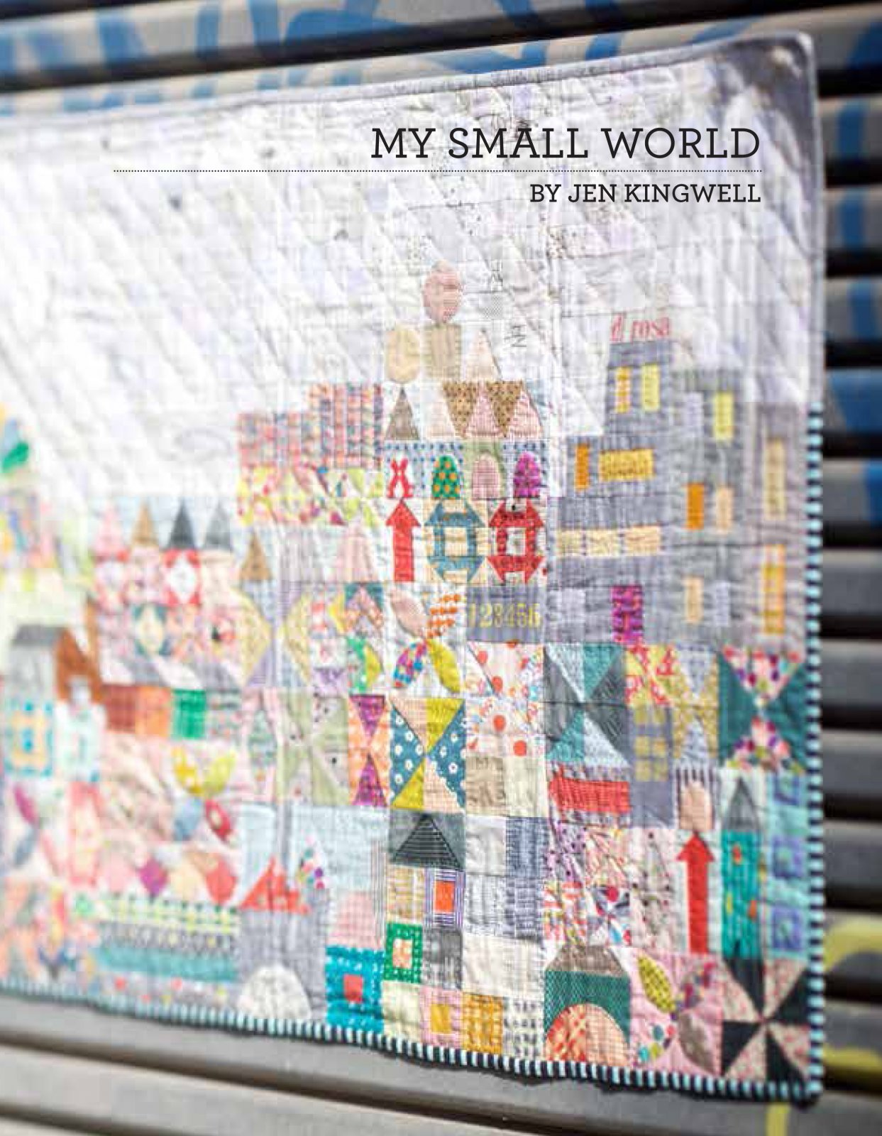 My Small World Pattern Booklet