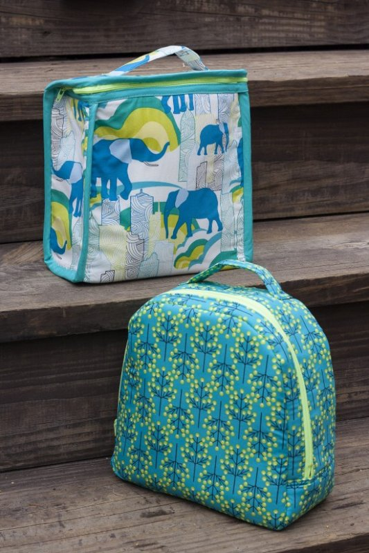 Peas and Corn Lunch Bags