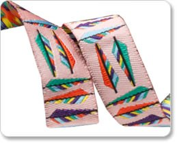 Arrow Feather - Pink