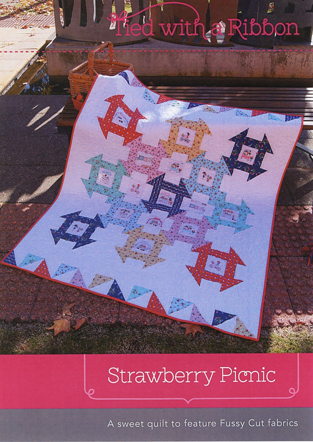 Strawberry Picnic Pattern