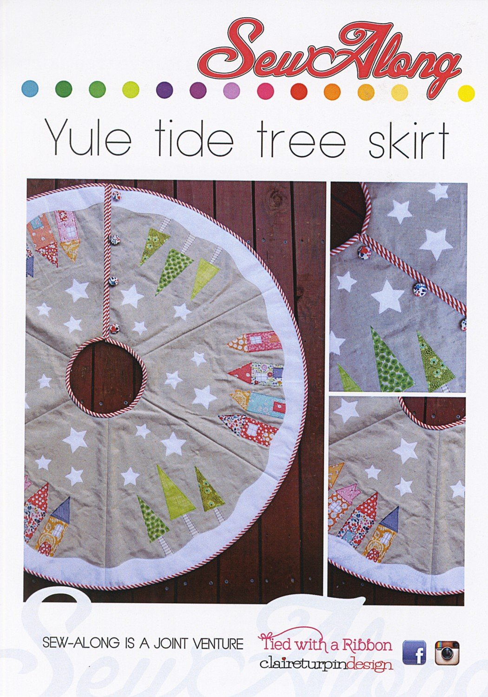 Yule Tide Tree Skirt Pattern