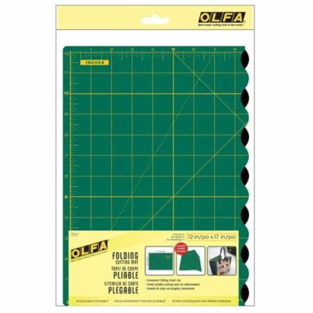 Folding Cutting Mat 12in x 17in