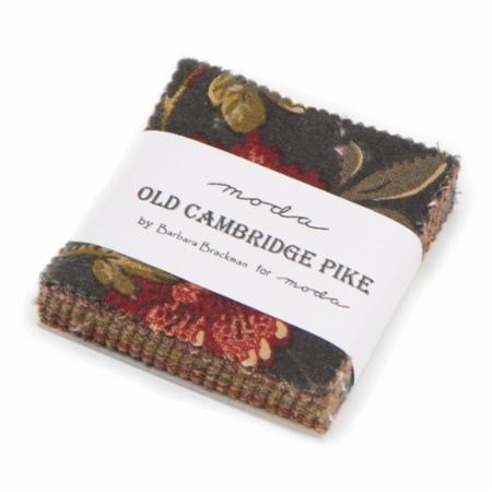 Old Cambridge Pike Mini Charm