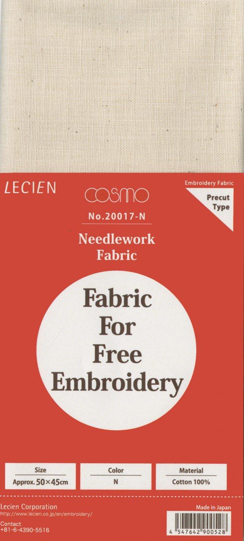 Needlework Fabric Natural