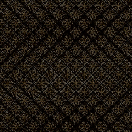 Peppercorn Diamond Flower Tiles  A-9736-K