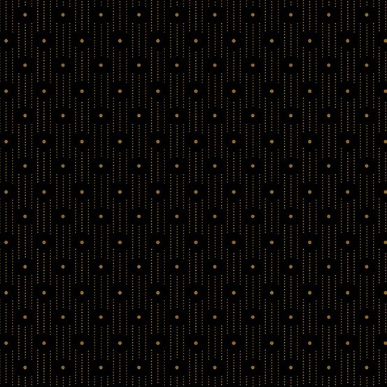 Peppercorn  Dotted Stripe W Dot  A-9741-K