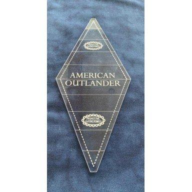 American Outlander Template -