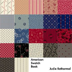 American Swatch Book by Judie Rothermel 20 Fat Quarters Bundle