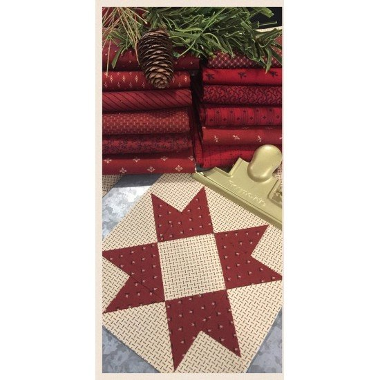 Christmas Magic Quilt - Country