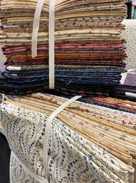 24 Fat Quarter Pam Buda Fabric