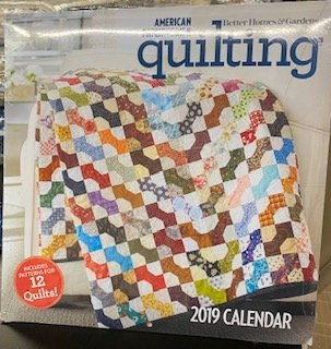 American Patchwork & Quilting 2019 Calendar