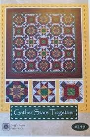 Gathering Stars Together Pattern