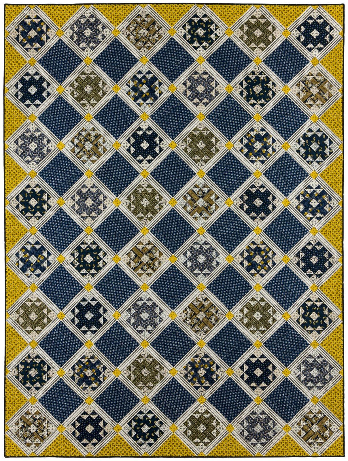 Laura's Quilt Pattern
