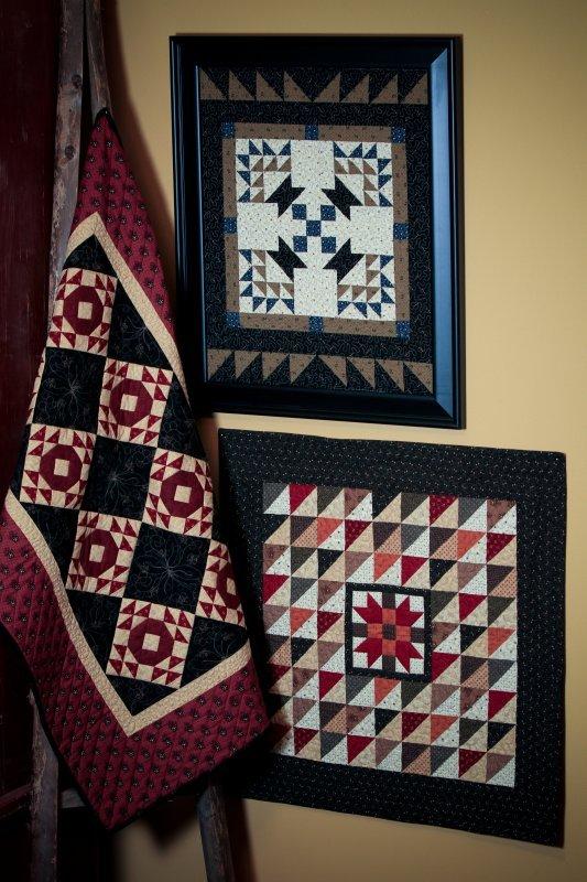 Red Crinoline's Favorites Collection No. 1 Pattern
