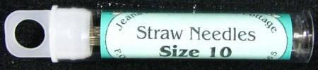 Foxglove Cottage Milliners / Straw Needle Size 10