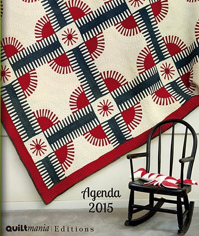 2015 Quiltmania Diary