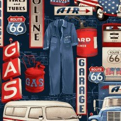 All-American Road Trip 4313 77