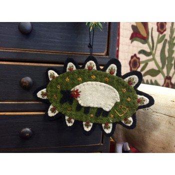 Sheep Penny Ornament Kit