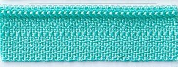 Atkinson Designs Zipper 14in. Tahiti Teal