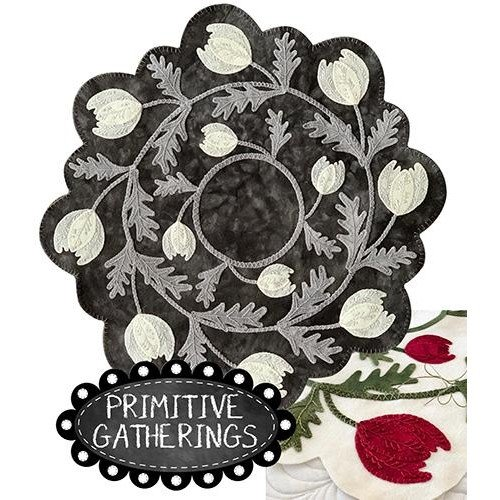 Triumph Tulip Table Mat (Dark)