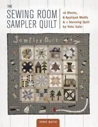 The Sewing Room Quilt Sampler Quilt
