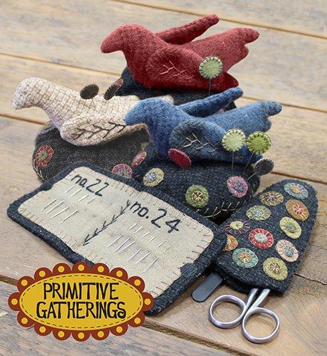 Wool Penny Sewing Needful Things