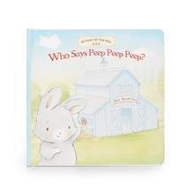 Who Says Peep Peep Peep Book