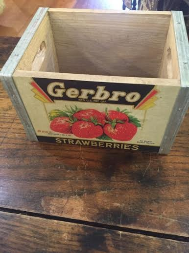 Berry Box Strawberry
