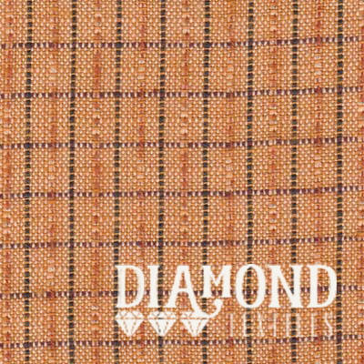 Heritage Woven Orange Plaid