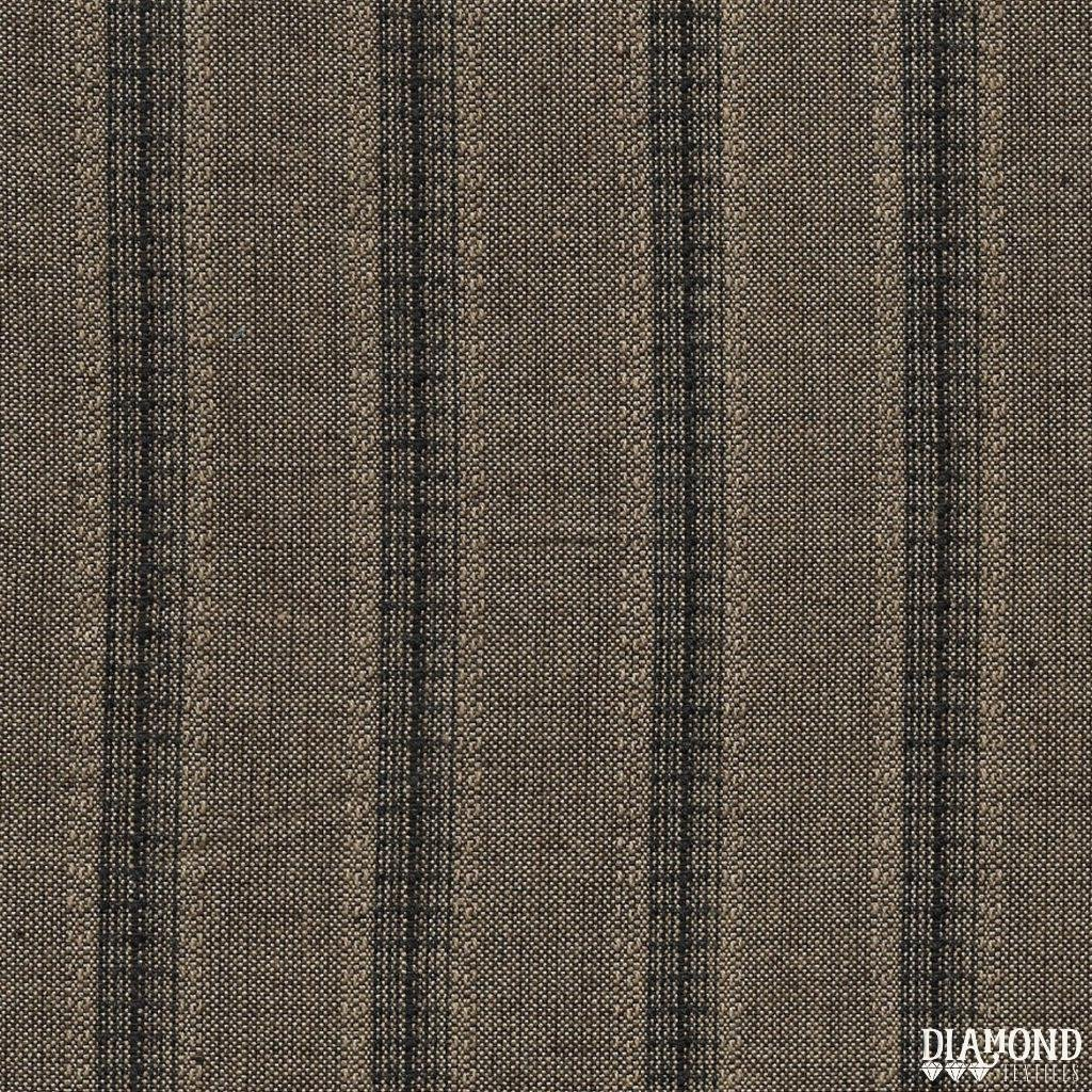 Nikko Geo Dark Brown Stripes