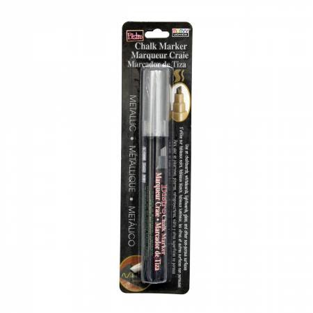 Bistro Silver Metallic Chalk Marker