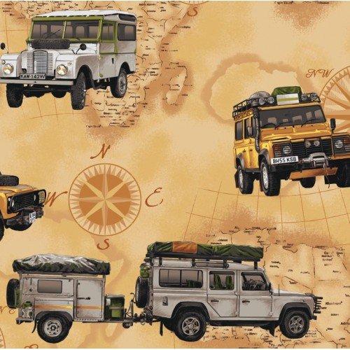 Safari collection 7483-8 Safari Jeep