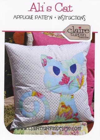 Ali's Cat Cushion